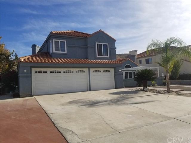3041 Canyon Vista Drive, Colton, CA 92324 (#IV18260850) :: Fred Sed Group