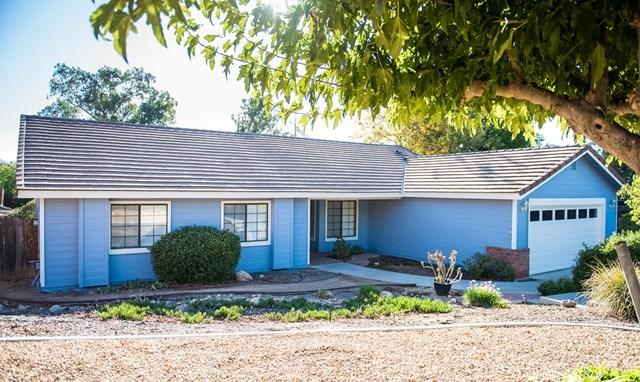 16209 Oakley Rd, Ramona, CA 92065 (#180060453) :: Fred Sed Group