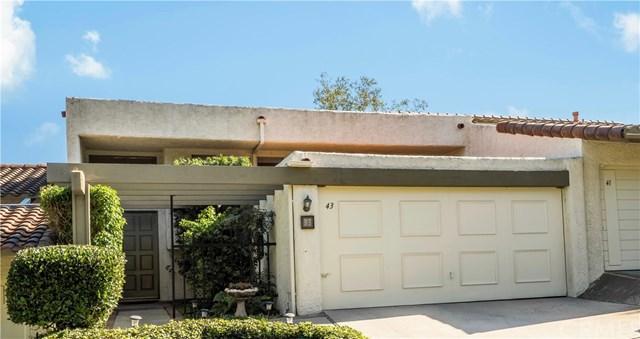 43 Cottonwood Circle, Rolling Hills Estates, CA 90274 (#PV18261696) :: RE/MAX Masters
