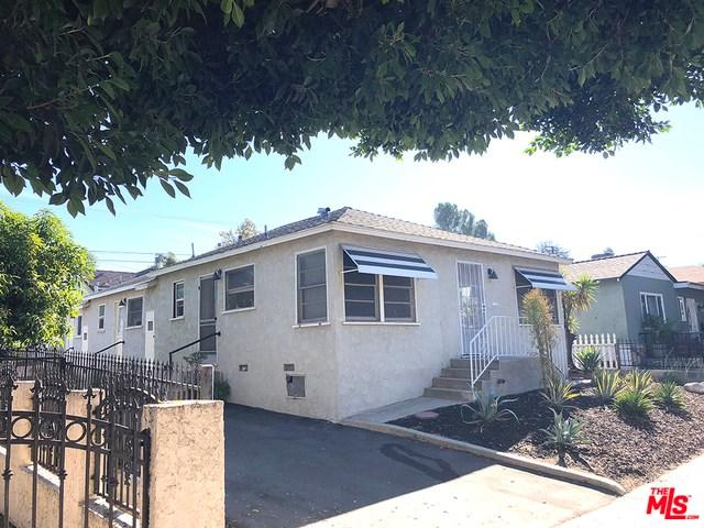 4614 Verdugo Road, Los Angeles (City), CA 90065 (#18401770) :: Go Gabby