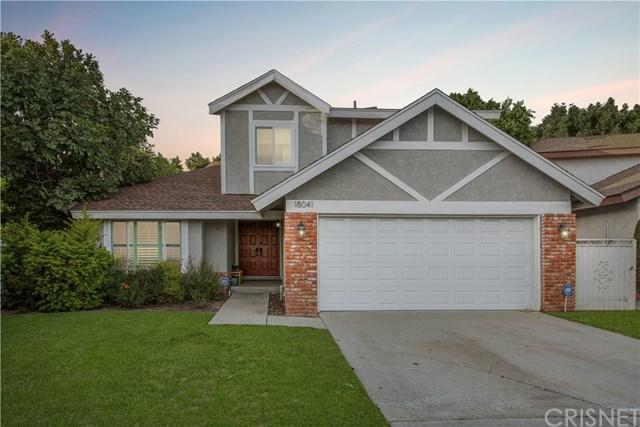 18041 Raymer Street, Sherwood Forest, CA 91325 (#SR18262595) :: Fred Sed Group