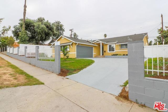 11005 Borden Avenue, Pacoima, CA 91331 (#18402724) :: RE/MAX Masters