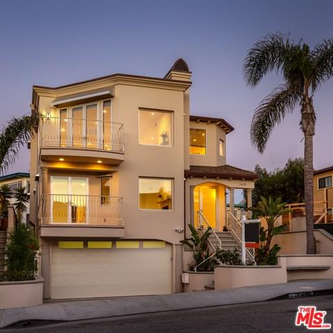 2448 Silverstrand Avenue, Hermosa Beach, CA 90254 (#18399766) :: Naylor Properties
