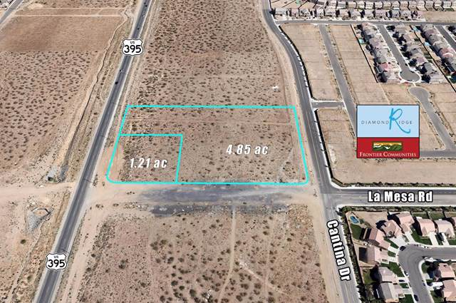 0 395 Highway, Victorville, CA 92392 (#498420) :: Realty ONE Group Empire