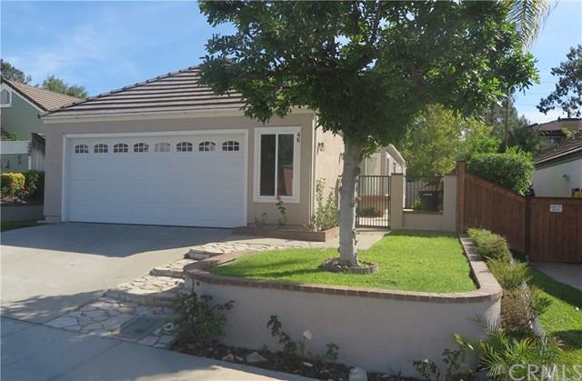 46 Aspen Creek Lane, Laguna Hills, CA 92653 (#OC18245334) :: Legacy 15 Real Estate Brokers