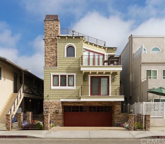 42 15th Street, Hermosa Beach, CA 90254 (#SB18263868) :: Fred Sed Group