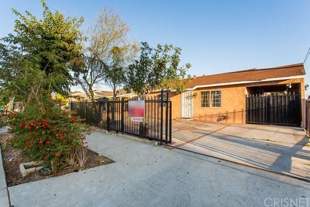 13134 Kagel Canyon Street, Pacoima, CA 91331 (#SR18264368) :: RE/MAX Masters