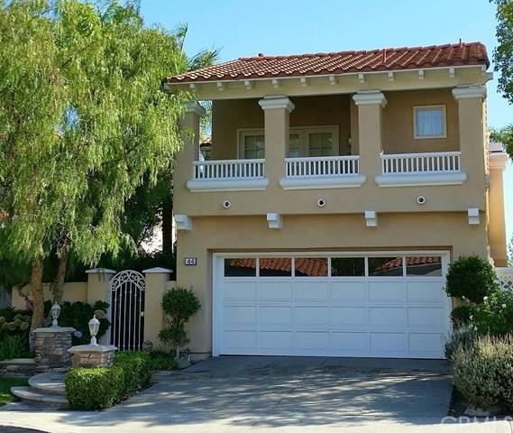 44 Bonita Vista, Lake Forest, CA 92610 (#OC18263018) :: Berkshire Hathaway Home Services California Properties