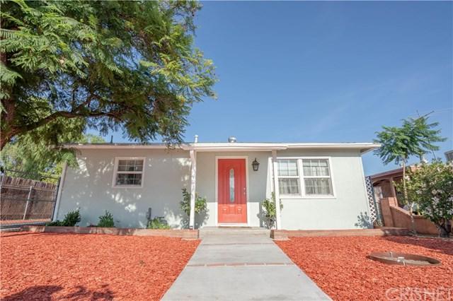 10710 Ilex Avenue, Pacoima, CA 91331 (#SR18262542) :: RE/MAX Masters