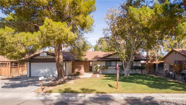 530 Mary Ann Avenue, Ridgecrest, CA 93555 (#SR18264442) :: Fred Sed Group