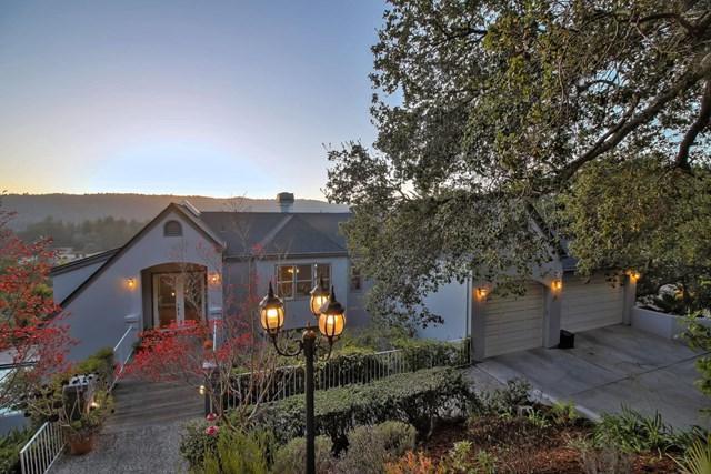 17 Panorama Lane, Santa Cruz, CA 95060 (#ML81726028) :: Fred Sed Group