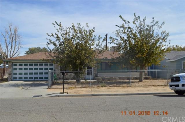 12640 Daisy Street, Boron, CA 93516 (#CV18262314) :: The Laffins Real Estate Team