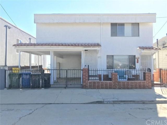 451 W Elberon Avenue, San Pedro, CA 90731 (#WS18263793) :: Fred Sed Group