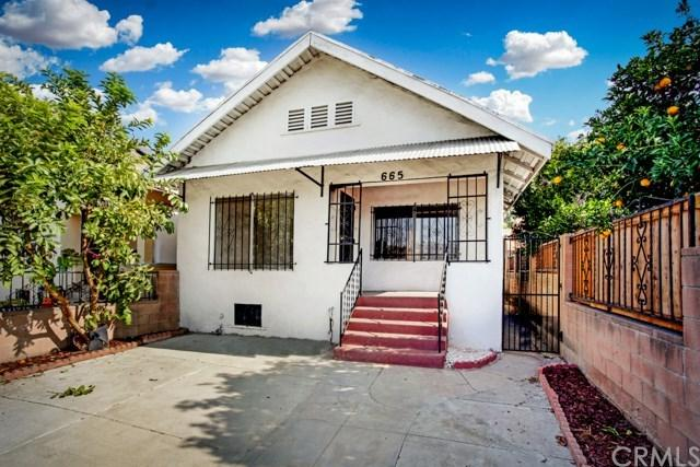 665 Cypress Avenue, Los Angeles (City), CA 90065 (#WS18265473) :: Fred Sed Group
