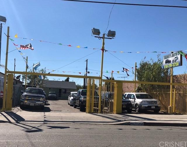 10313 San Fernando Rd., Pacoima, CA 91331 (#SR18265489) :: RE/MAX Masters
