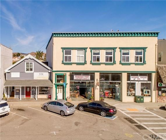 150 N Ocean Avenue, Cayucos, CA 93430 (#SC18263715) :: Nest Central Coast