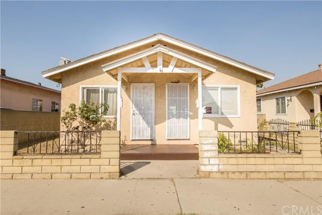 1331 E M Street, Wilmington, CA 90744 (#IV18260820) :: Fred Sed Group