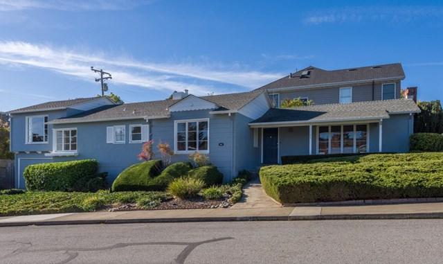 604 Bucknell Drive, San Mateo, CA 94402 (#ML81730107) :: Fred Sed Group