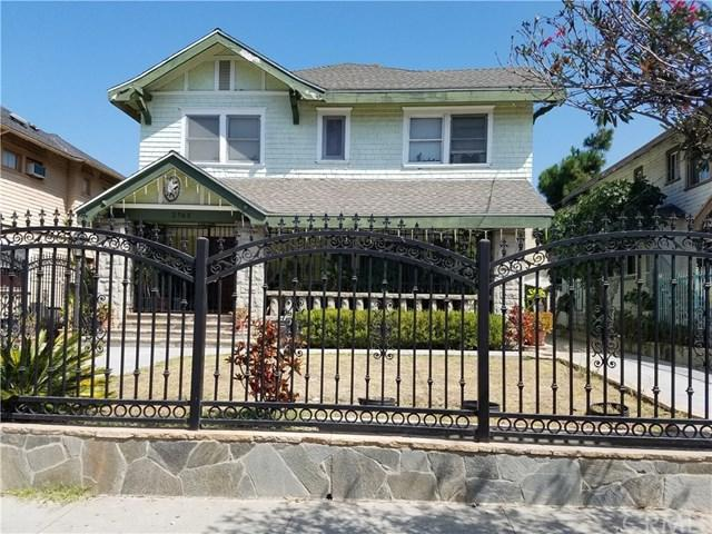 2765 Francis Avenue, Los Angeles (City), CA 90005 (#PW18265914) :: Fred Sed Group