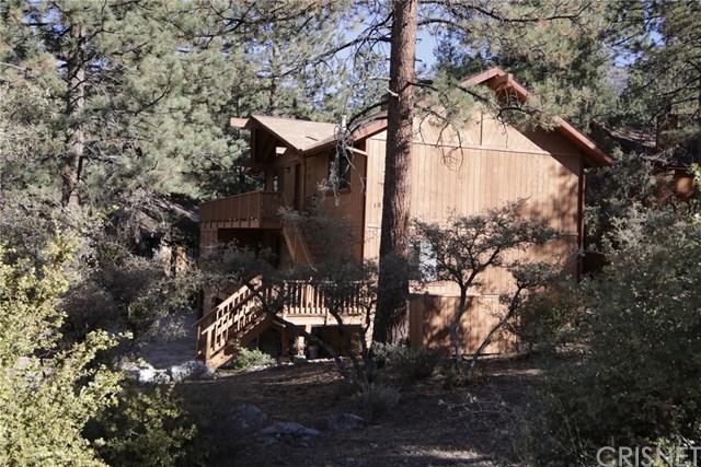 1816 Freeman Drive, Pine Mountain Club, CA 93222 (#SR18265638) :: RE/MAX Parkside Real Estate