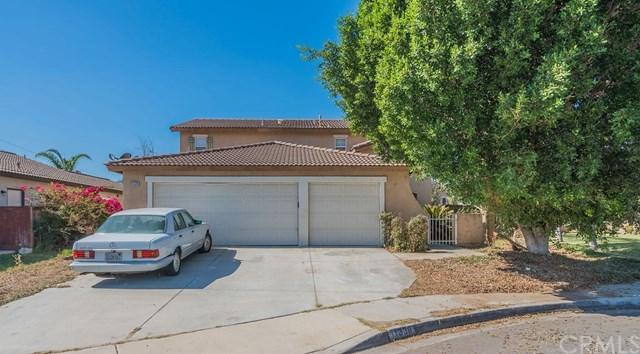 11330 Anselm Circle, Fontana, CA 92337 (#CV18254320) :: The Costantino Group | Cal American Homes and Realty