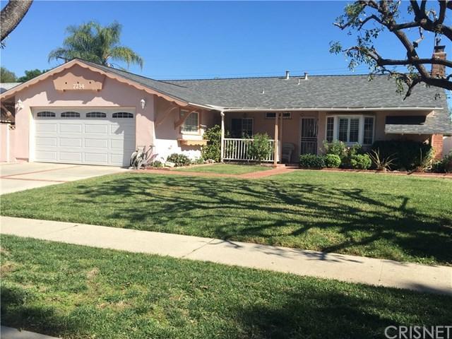 7734 Kentland Avenue, West Hills, CA 91304 (#SR18267270) :: Go Gabby