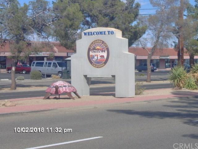 0 71ST Street, California City, CA 93505 (#DW18267369) :: Go Gabby