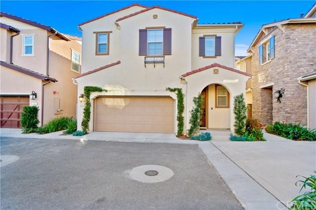 34 Baculo Street, Rancho Mission Viejo, CA 92694 (#SW18266579) :: The Costantino Group   Cal American Homes and Realty