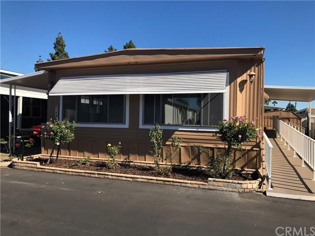 9080 Bloomfield Avenue #146, Cypress, CA 90630 (#OC18266706) :: Fred Sed Group