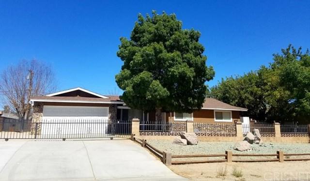 8549 Eucalyptus Avenue, California City, CA 93505 (#SR18267553) :: Go Gabby