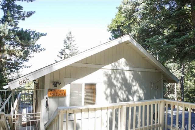 648 Buckingham, Lake Arrowhead, CA 92352 (#CV18243124) :: Go Gabby