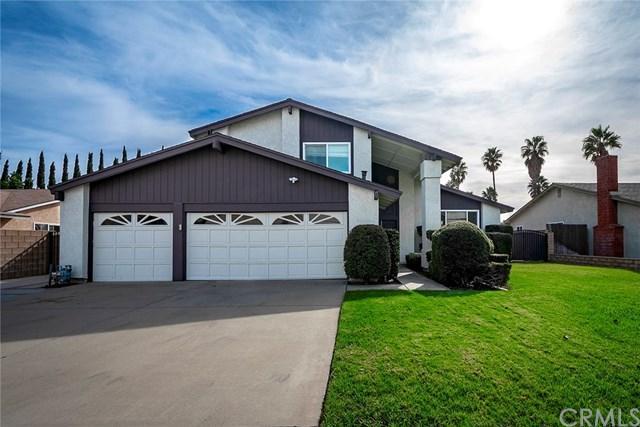 10045 Mignonette Street, Alta Loma, CA 91701 (#CV18266361) :: Realty ONE Group Empire