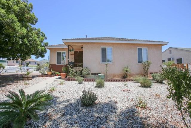 13732 S Menlo Avenue, Gardena, CA 90247 (#PW18268579) :: Fred Sed Group