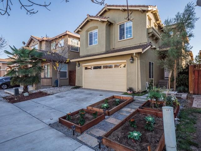517 Cereze Street, Outside Area (Inside Ca), CA 95076 (#ML81730230) :: Fred Sed Group
