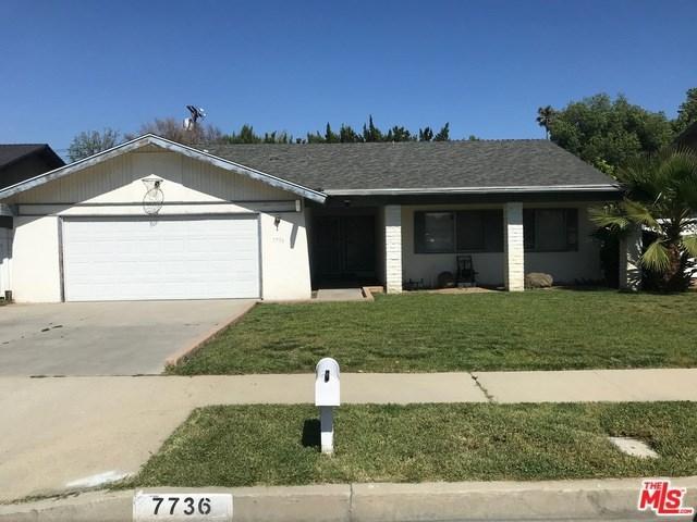 7736 Faust Avenue, Canoga Park, CA 91304 (#18405228) :: Go Gabby