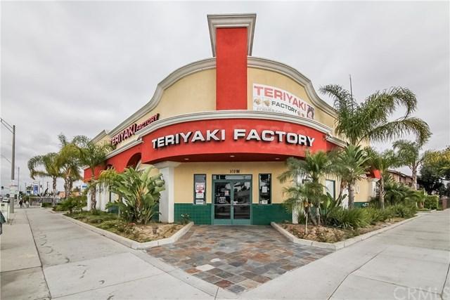 101 W. Pacific Coast Hwy, Long Beach, CA 90806 (#SB18268914) :: Fred Sed Group