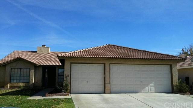 3268 Discovery Way, Rosamond, CA 93560 (#SR18269034) :: RE/MAX Parkside Real Estate