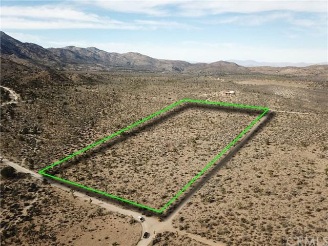 45449 Burns Canyon Road, Pioneertown, CA 92268 (#JT18269008) :: Fred Sed Group