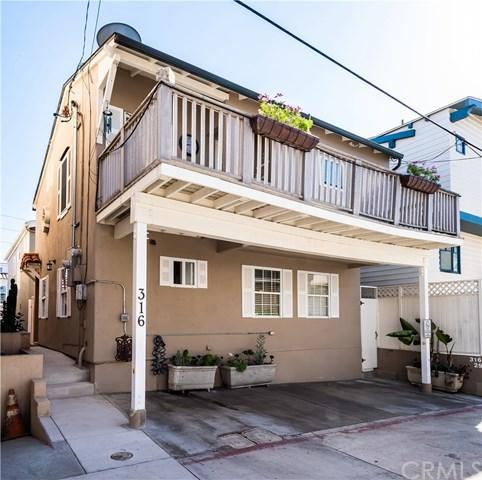 316 29th Court, Hermosa Beach, CA 90254 (#SB18269229) :: Naylor Properties