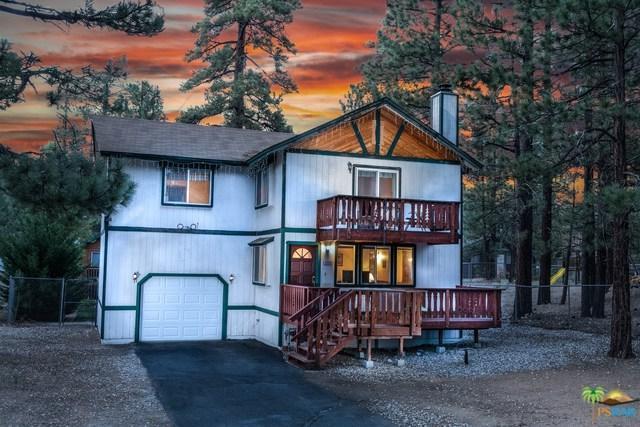 1111 Mountain Lane, Big Bear, CA 92314 (#18405610PS) :: Fred Sed Group