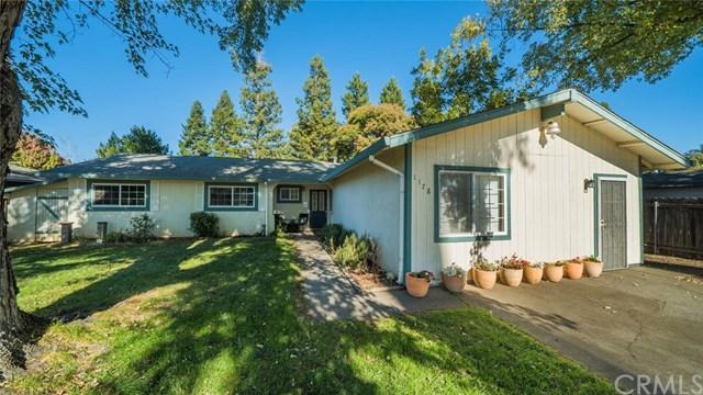 1178 Patricia Drive, Chico, CA 95926 (#SN18268937) :: The Laffins Real Estate Team