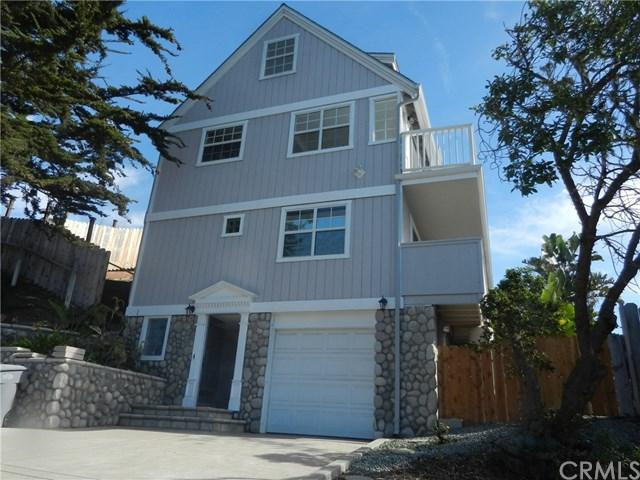 540 Chaney Avenue, Cayucos, CA 93430 (#SC18269356) :: Nest Central Coast