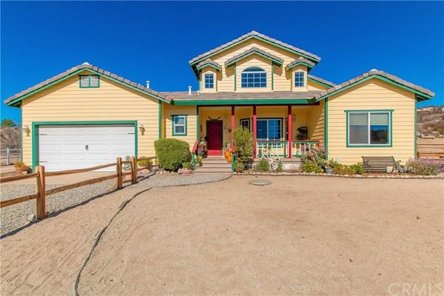 42616 Willow Canyon Road, Sage, CA 92544 (#SW18269549) :: Fred Sed Group