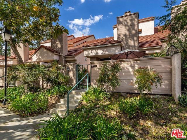 923 Via Colinas, Westlake Village, CA 91362 (#18405190) :: Fred Sed Group