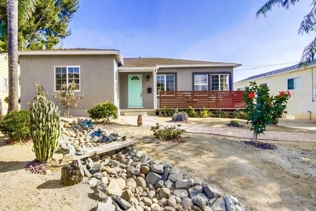 2443 Montclair, San Diego, CA 92104 (#180062366) :: Go Gabby
