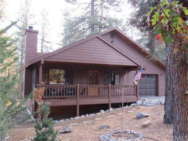 2000 Bernina Drive, Pine Mountain Club, CA 93222 (#CV18269905) :: RE/MAX Parkside Real Estate