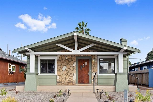 3637 Louisiana Street, San Diego, CA 92104 (#180062397) :: Go Gabby