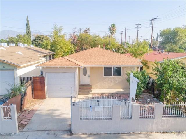 1411 Hollister Street, San Fernando, CA 91340 (#SR18269939) :: Fred Sed Group