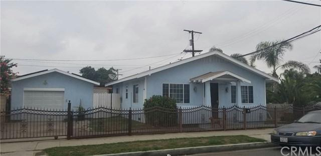 905 E 19th Street, Long Beach, CA 90806 (#PW18270047) :: Fred Sed Group
