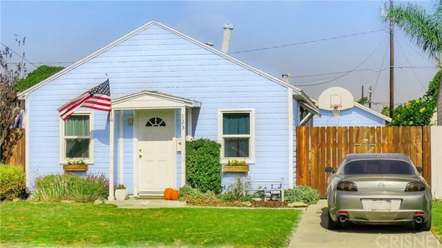 123 W A Street, Port Hueneme, CA 93041 (#SR18269602) :: Fred Sed Group